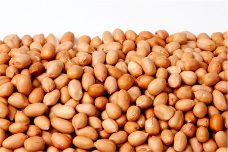 Raw Spanish Peanuts (4 Pound Bag)