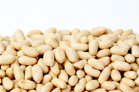 Raw Virginia Peanuts (1 Pound Bag)