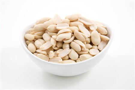 Raw Virginia Peanuts (10 Pound Case)