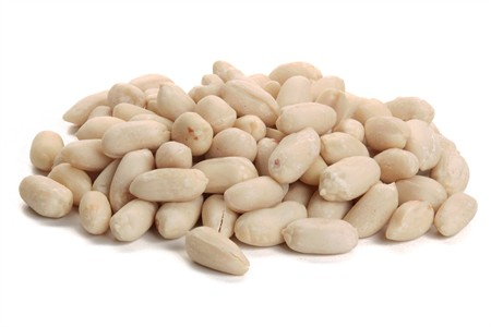 Raw Virginia Peanuts (4 Pound Bag)