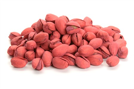 Red Pistachios (25 Pound Case)