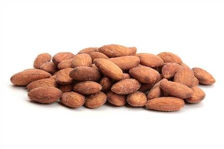 Roasted California Almonds (4 Pound Bag)