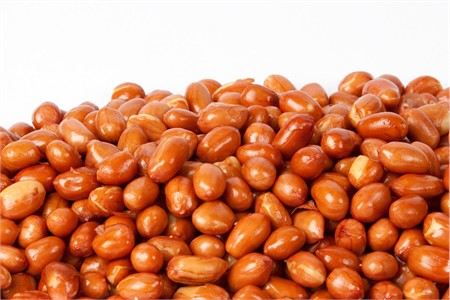 Roasted Spanish Peanuts (4 Pound Bag)