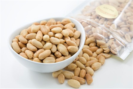 Roasted Virginia Peanuts (4 Pound Bag)