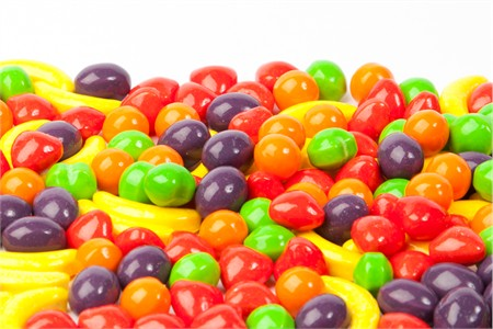 Runts fruit Candy (25 Pound Case)