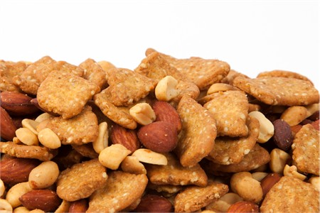 Salted Crunchy Snack Mix (25 Pound Case)