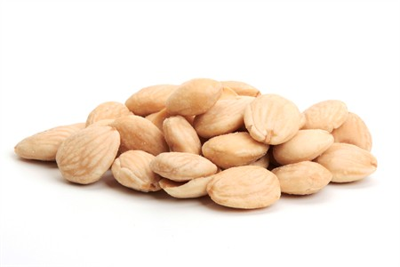 Salted Marcona Almonds (25 Pound Case)