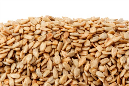 Salted, No Shell Sunflower Seeds (25 Pound Case)