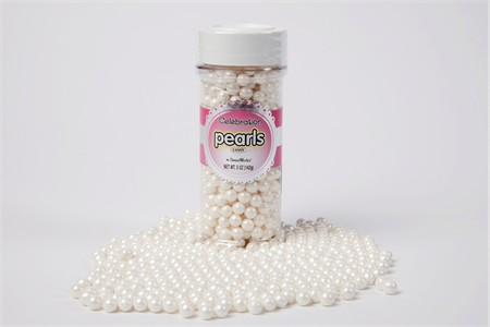 Shimmer White Pearls(5oz Jar)