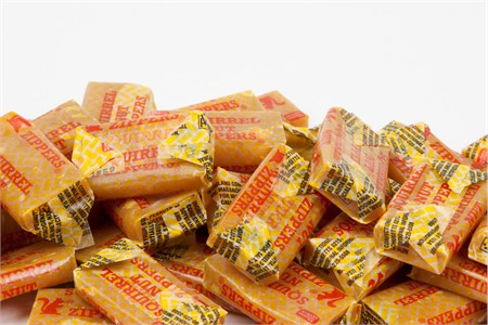 Squirrell Nut Zippers (1 Pound Bag)