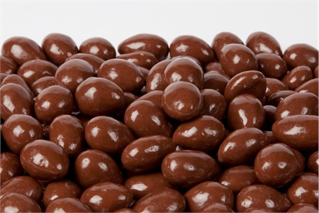 Sugar Free Chocolate Covered Almonds (10 Pound Case)