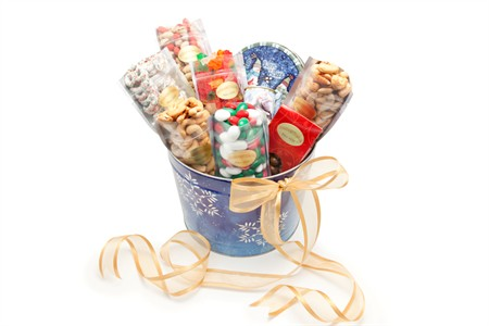 Deluxe Holiday Sampler Bucket